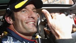 Red Bulls Serie hält - Webber auf Pole