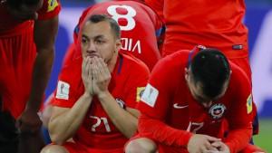 Chiles tragischer Held ist untröstlich