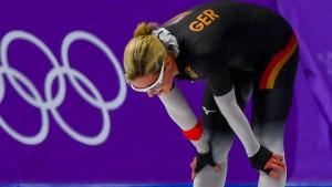 Pechstein zerreißt Formular für Doping-Probe