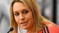 Frieden bei den Fußballfrauen