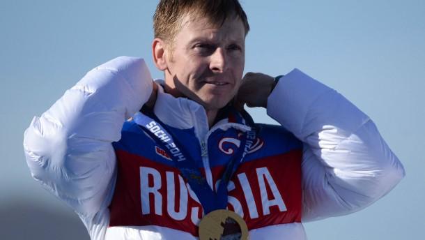 IOC sperrt fünf weitere Russen vor Olympia
