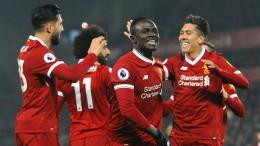 Furiose Liverpooler springen auf Platz zwei