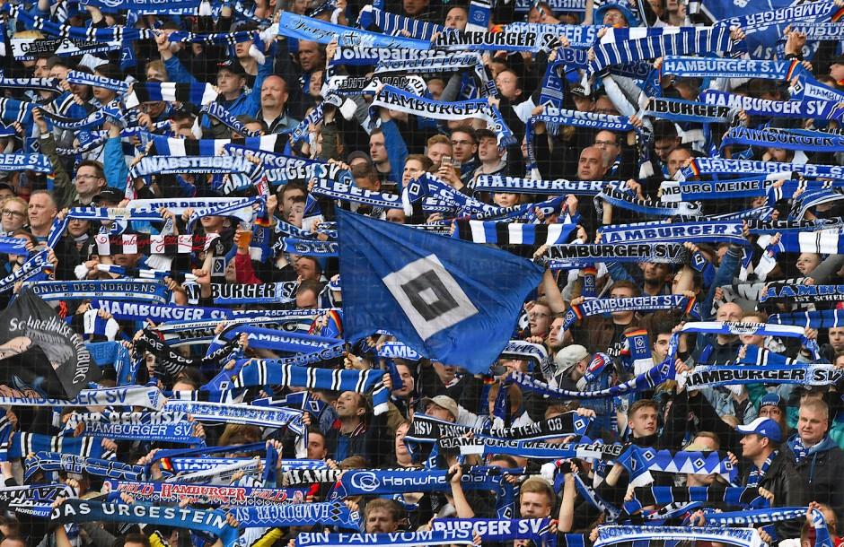 Experten in Sachen Relegation überleben: Fans des Hamburger SV