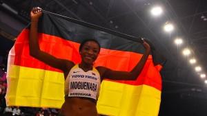 Gute Bilanz für deutsche Leichtathleten
