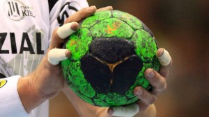 Zwischen Hähnchen und Handball