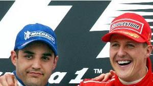 Montoya als Schumacher-Nachfolger gehandelt