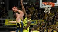 Traumfinale im Basketball-Pokal