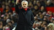 Mourinho verlängert