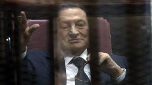 Gericht bestätigt Haftstrafe für Mubarak
