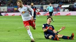 Werner schießt sich warm für die DFB-Elf