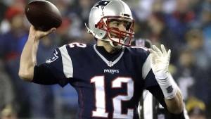 Tom Brady auf Jagd nach nächstem Rekord