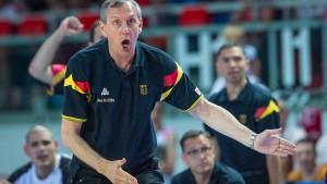 Deutsche Basketballer sind bei der EM dabei