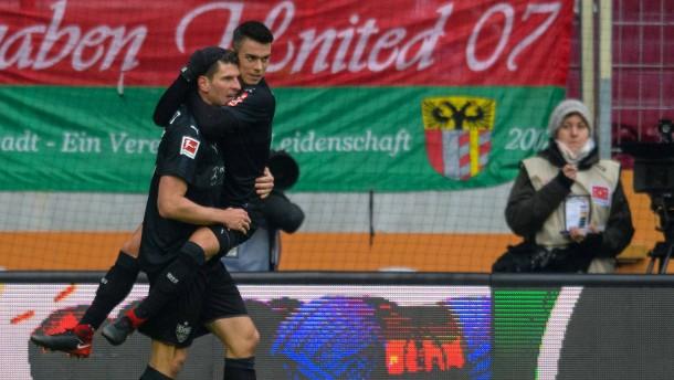 Der VfB besiegt den Auswärtsfluch