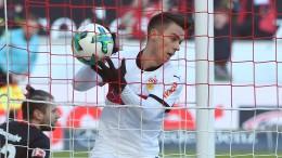 """Eintracht lässt sich vom VfB """"einnullen"""""""