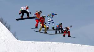 """Snowboarder schimpfen über das """"Monster"""""""