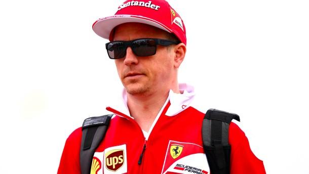 Neuer Ferrari-Vertrag für Räikkönen