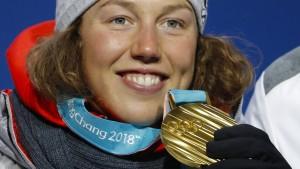 Aufregung nach Spruch über Laura Dahlmeier