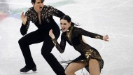 Highlights der olympischen Nacht