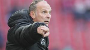 Feuerwerk im Fanblock: Regionalliga-Derby unterbrochen