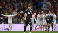 Argentinien zweifelt an der eigenen Stärke