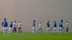 Fans verzögern Anpfiff: 10 000 Euro Strafe für Darmstadt 98