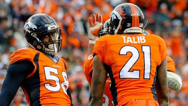 Die Werwölfe der Broncos