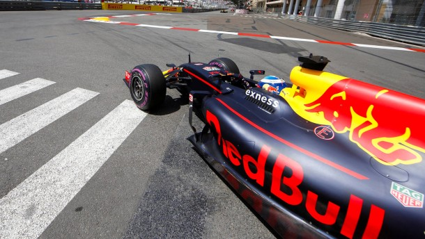 """Ricciardo hat in Monaco """"Spaß"""""""