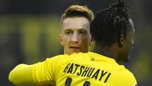 Reus macht für Dortmund den Unterschied