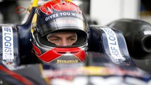 Die Formel 1 bleibt Fahrschule