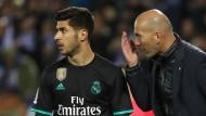 Real verliert in letzter Minute in Barcelona