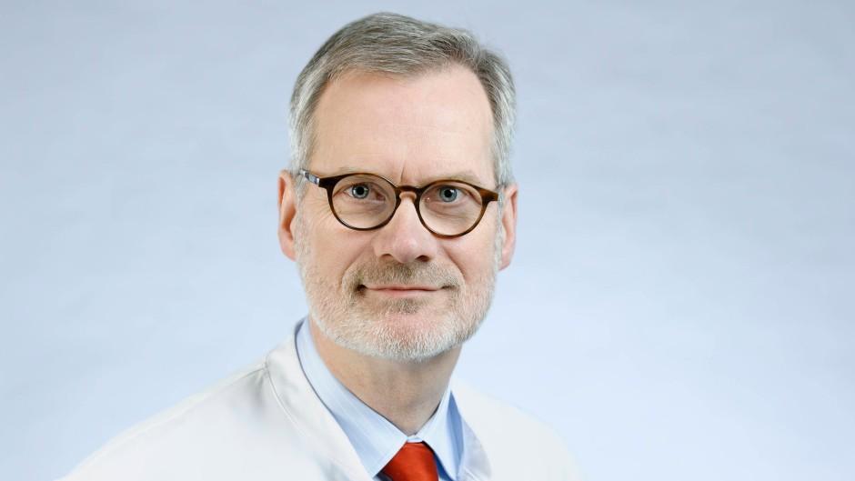 Professor Frank Schneider ist facharzt und Direktor der Psychatrischen Uni-Klinik in Aachen