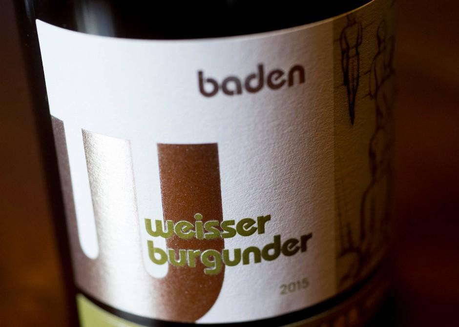 Weisser Burgunder Bade
