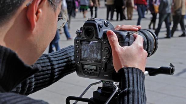 Die Standbild-Spiegelreflex als Videokamera