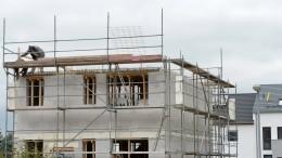Mehr Rechte fürs Bauen