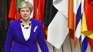 EU bietet London ein Handelsabkommen an