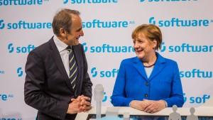 Die Software AG bekommt einen Chef von IBM