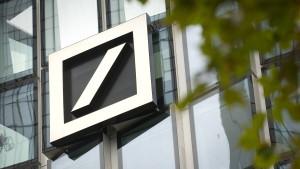 Die Deutsche Bank macht wieder Verlust