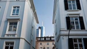 Keine Immobilienblase in Deutschland