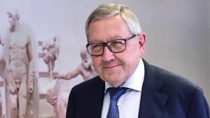 """Ein """"Schlechtwetter-Fonds"""" für die Währungsunion"""