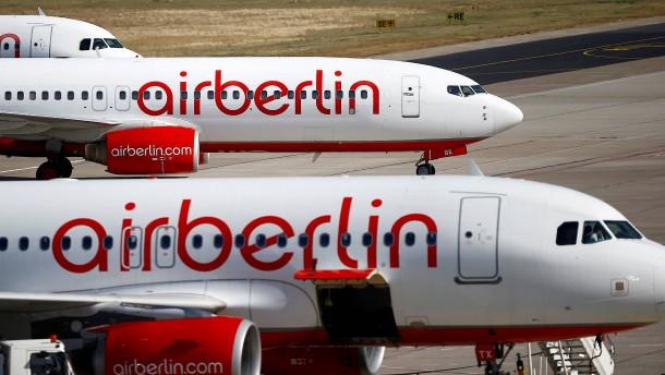 Air Berlin will Geld vom Staat