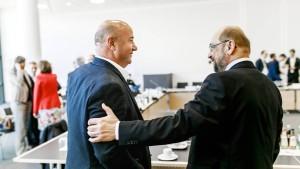 Martin Schulz bekennt sich zum Dieselantrieb