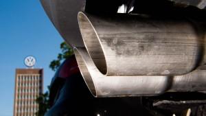 VW sucht Verantwortliche für umstrittene Abgasversuche