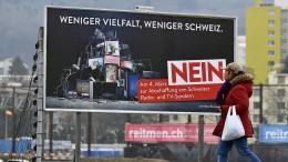 Schalten die Schweizer den staatlichen Rundfunk ab?