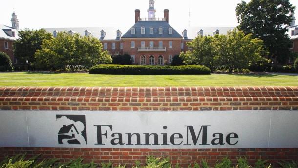 Fannie und Freddie zahlen Staat 39 Milliarden zurück