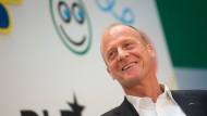 Auch Airbus-Chef Tom Enders träumt von einem Hybrid-Flugzeug.