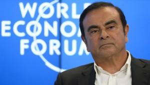"""Renault-Chef Ghosn: """"Dann werde ich gekreuzigt"""""""
