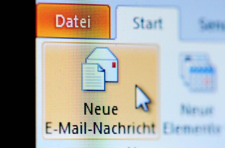 meine mail adresse