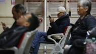 China schränkt das Internet stark ein - für Inländer wie für Ausländer.