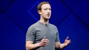 Facebooks Läuterungsshow