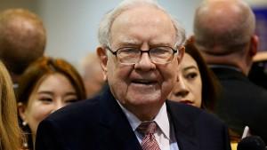 Warren Buffett und sein atemraubender Wettsieg
